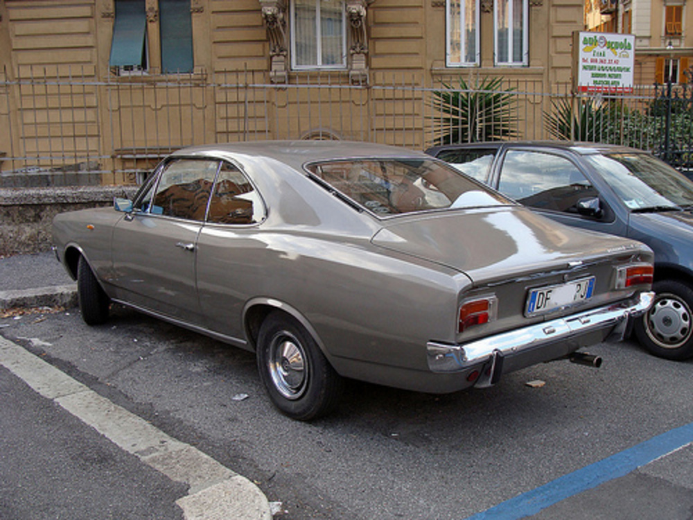 Opel Rekord coup. View Download Wallpaper. 500x375. Comments