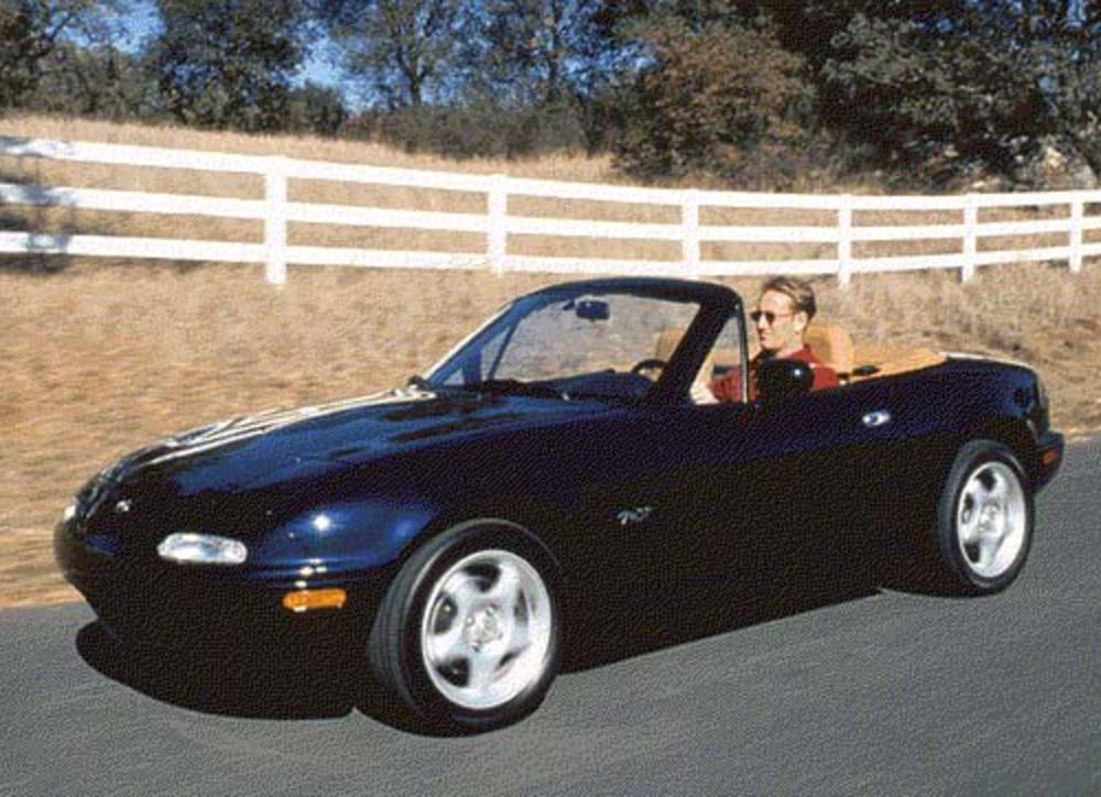 Tweet. Mazda MX-5 Miata. Mazda Motor Corporation and Fiat Group Automobiles