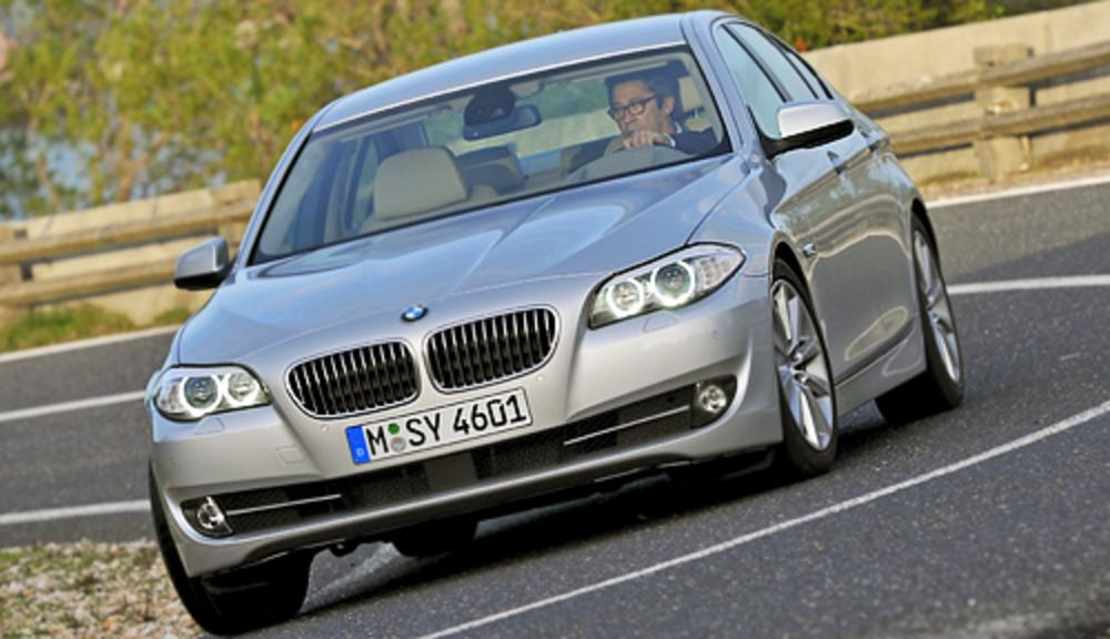 BMW 530d · More Photos of BMW 5 Series 530d driven