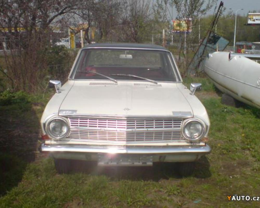Opel Rekord 1700L - huge collection of cars, auto news and reviews,