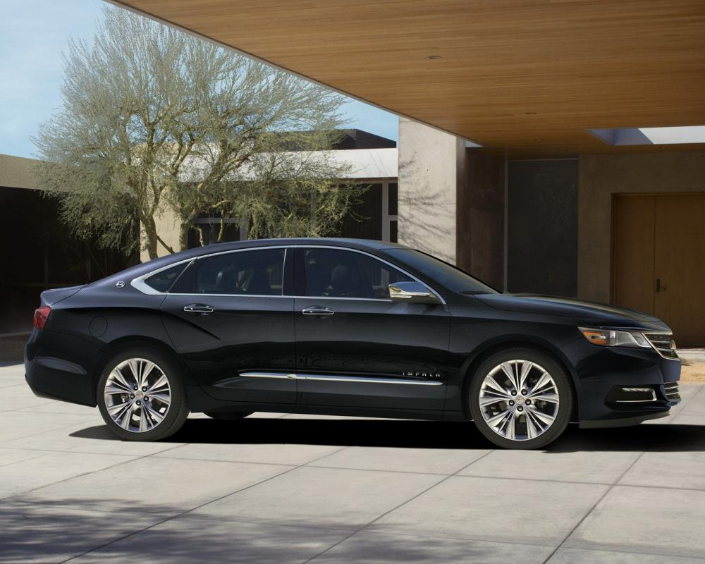 With a base price of $27,535 – it looks like the 2014 Chevrolet Impala will