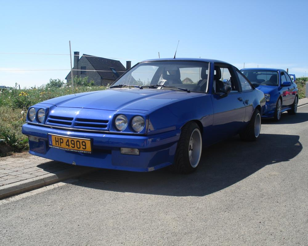 Opel Manta GSI Hatchback. View Download Wallpaper. 2816x2112. Comments