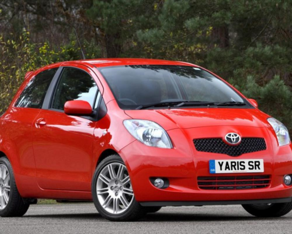 Toyota yaris 1.3 (658 comments) Views 16695 Rating 7