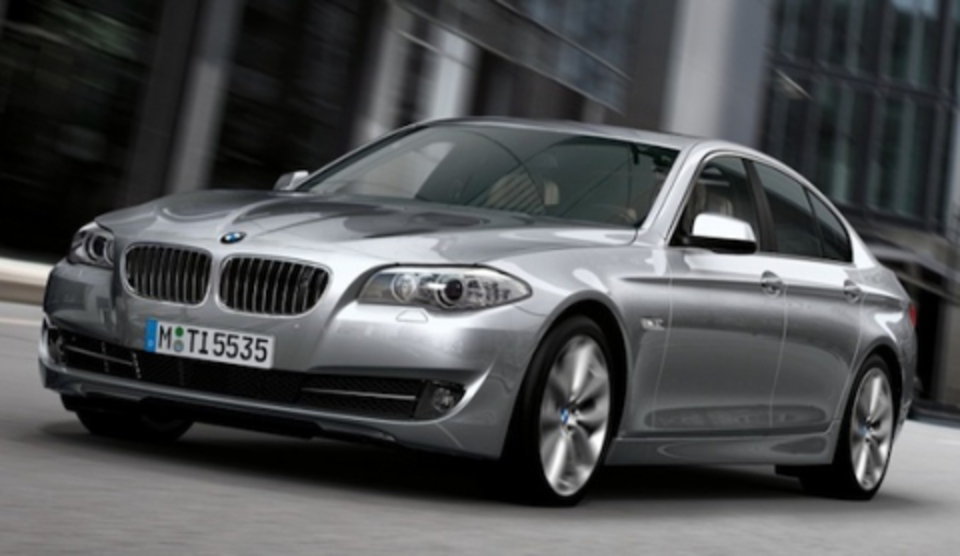 The Dagestani trade office in Turkey wants to purchase a BMW 535 xDrive or