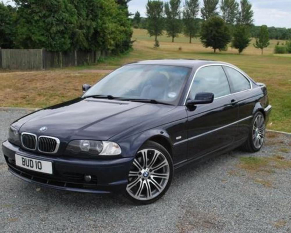 Sold cars - 1999 / V BMW 328CI Coupe Auto