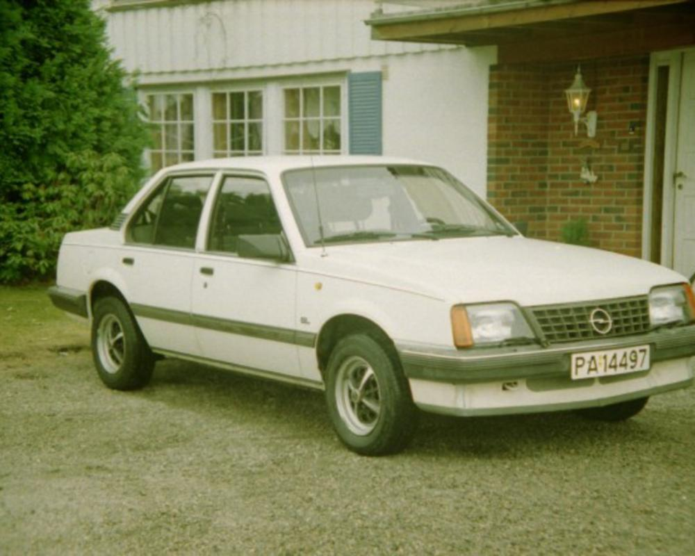 Opel Ascona 18 E Sport. View Download Wallpaper. 640x442. Comments