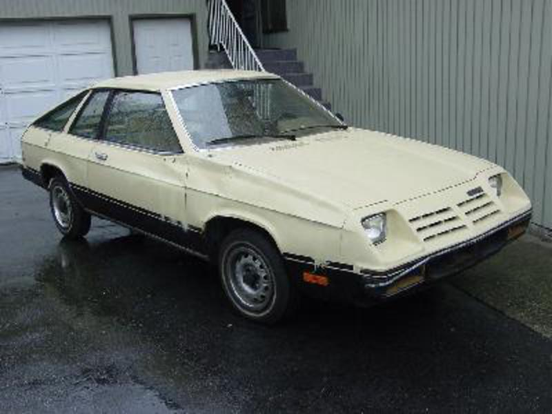 Send us more 1979 Dodge Omni 024 pictures.