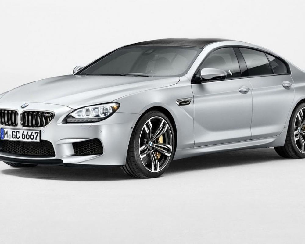 BMW M6 Gran Coupe Revealed Ahead Of Australian Debut