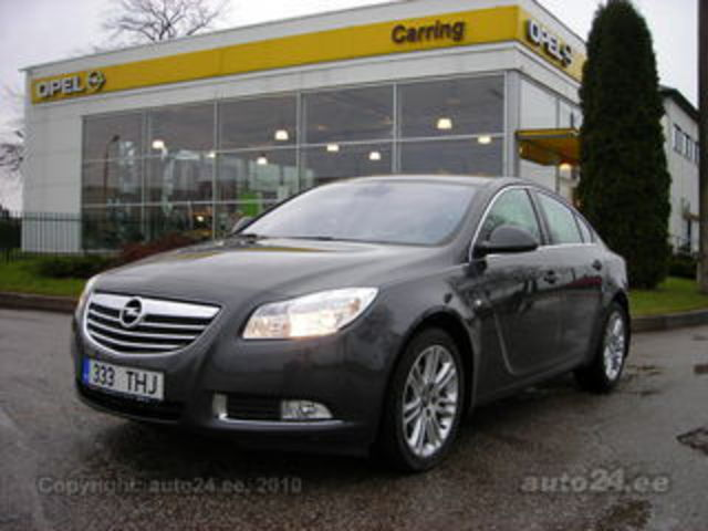 Opel Insignia Edition 2.0 CDTI 118kW Carring AS