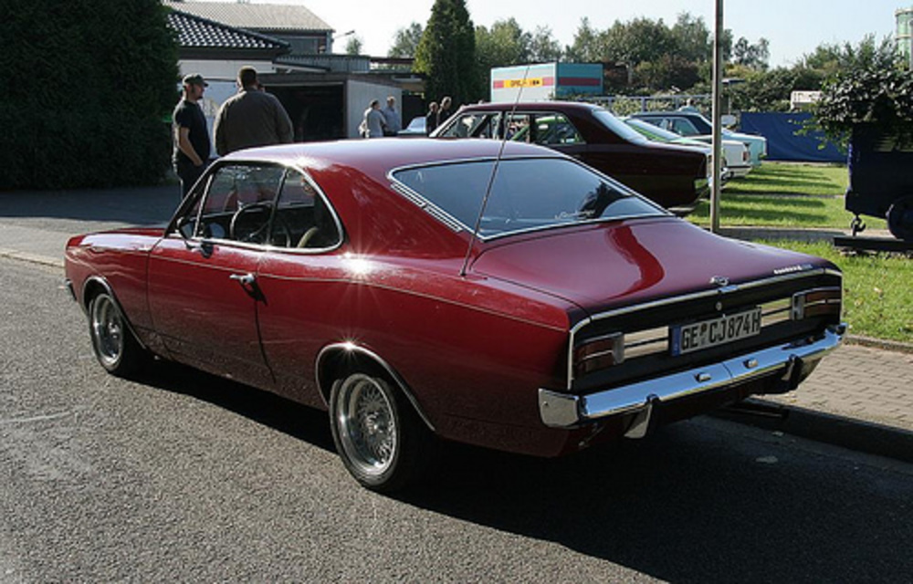 Opel Rekord 1700 Coupe. View Download Wallpaper. 500x320. Comments