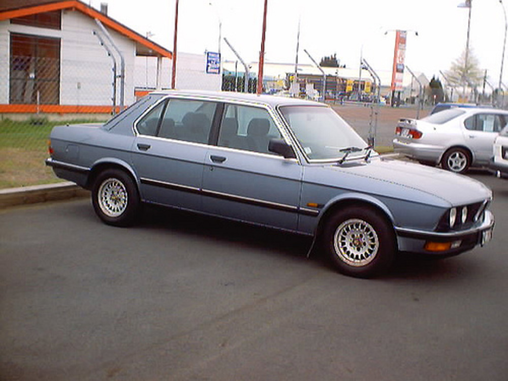 BMW 525ee. View Download Wallpaper. 500x375. Comments