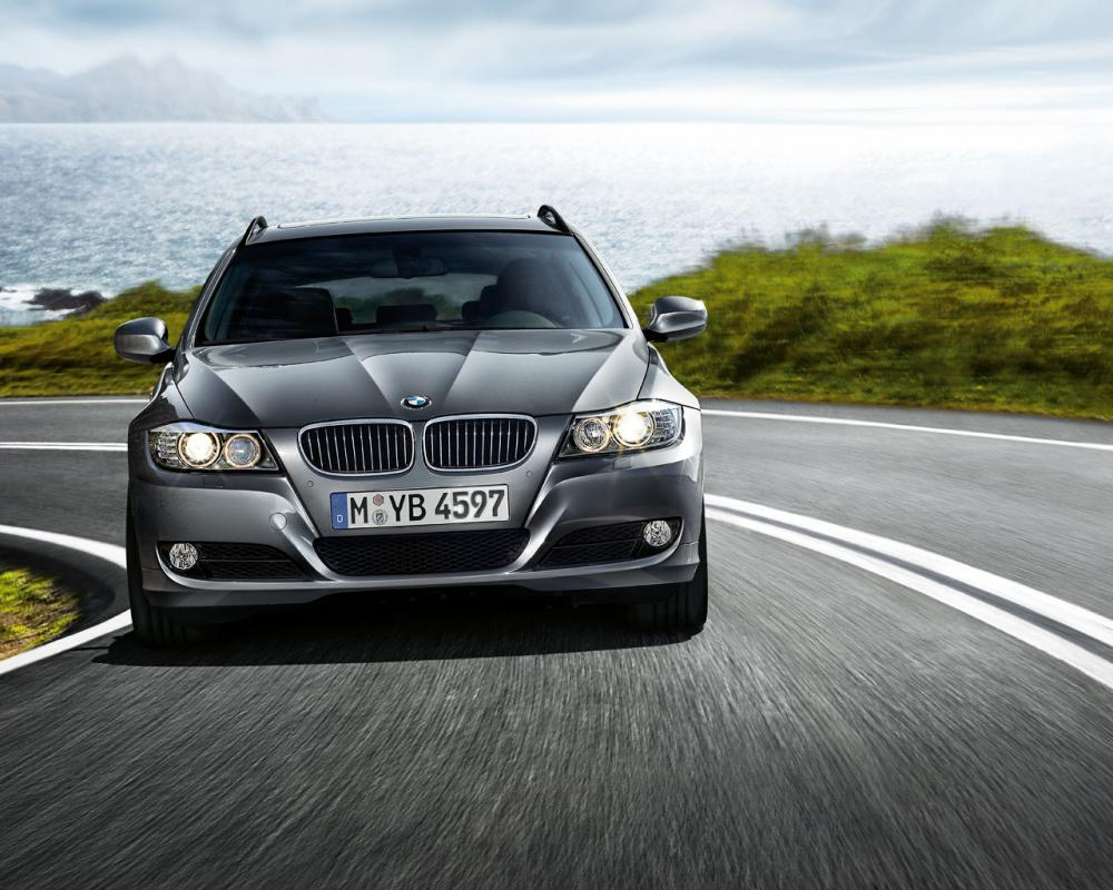 2009 BMW 3 Series Touring Wallpapers