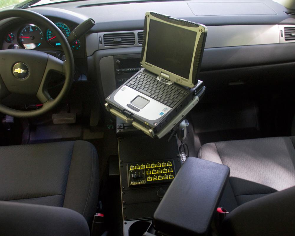 2012 Chevrolet Tahoe PPV 2WD Laptop