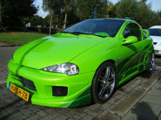 Toyota Celica ST205 2.0 Twin Cam 16 Turbo Super Charger GT4 1994.