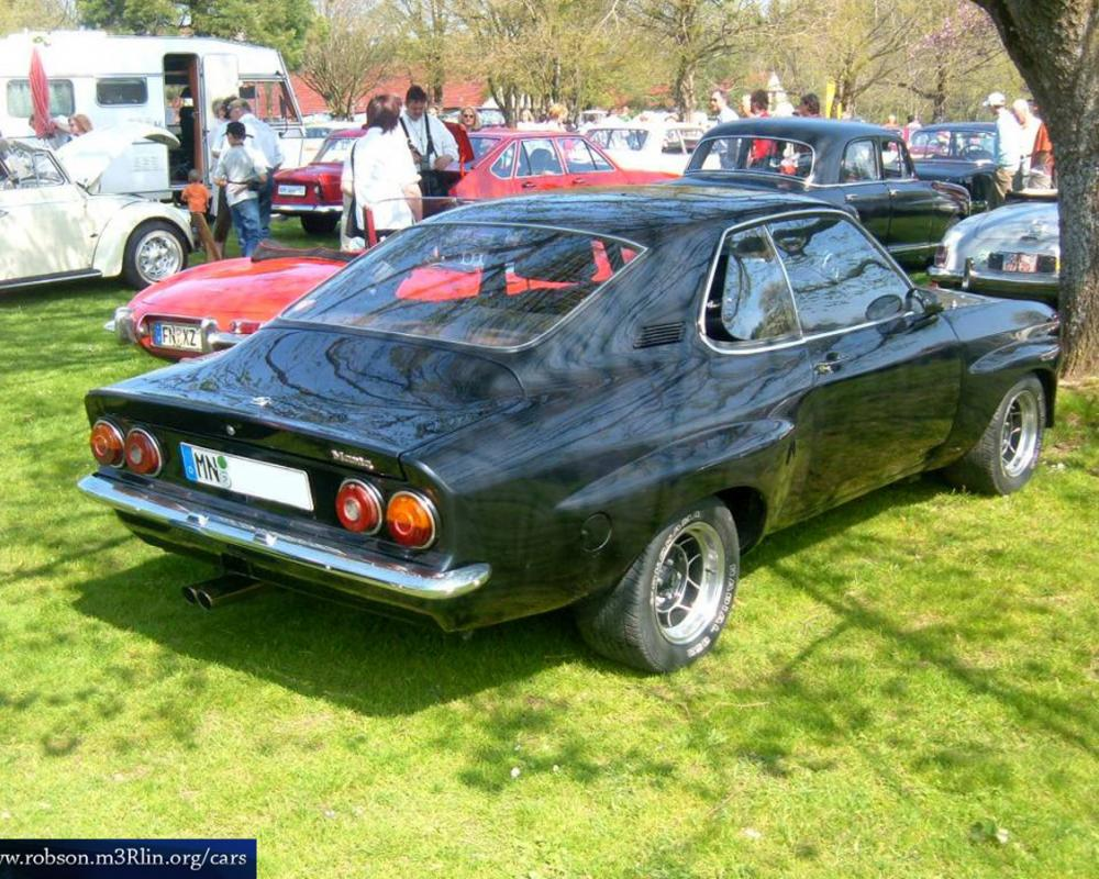 Opel manta 1.6 (374 comments) Views 44179 Rating 89