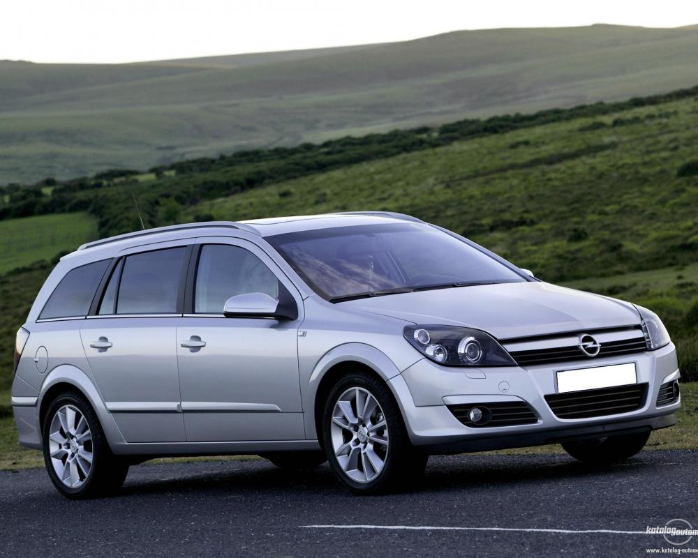 Opel Astra-H - huge collection of cars, auto news and reviews, car vitals,