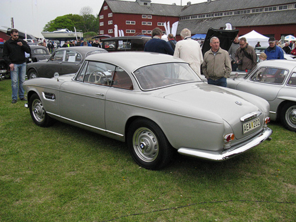 BMW 503 Coupé - a photo on Flickriver