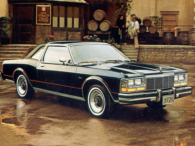Picture of 1978 Dodge Diplomat, exterior