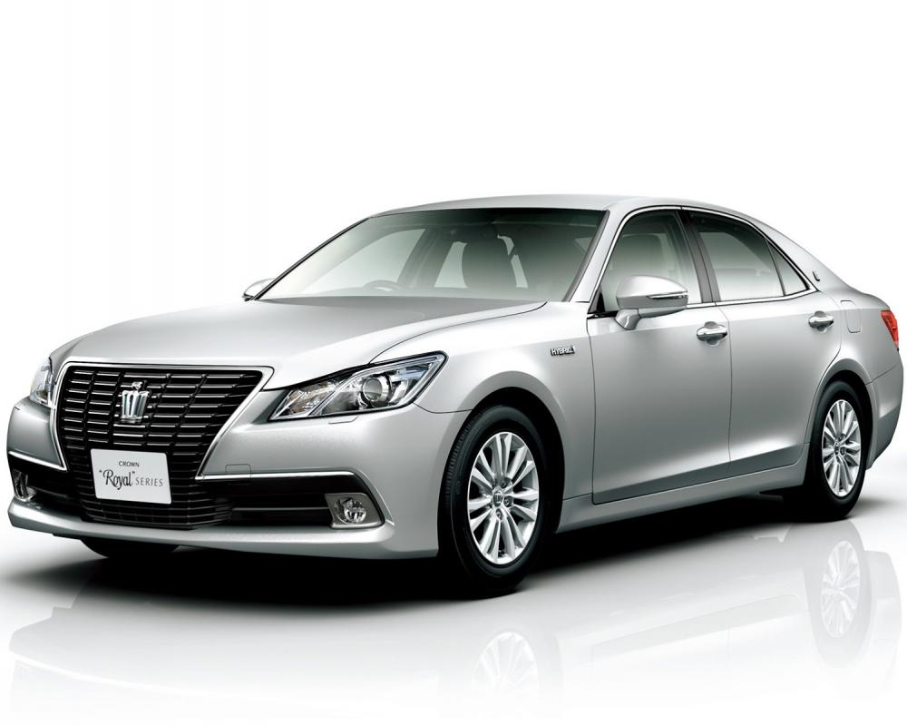 2013 Toyota Crown Royal and Athlete #23/26