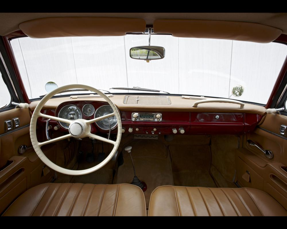 1959 BMW 503 Coupe Sport - Dashboard - 1920x1440 - Wallpaper
