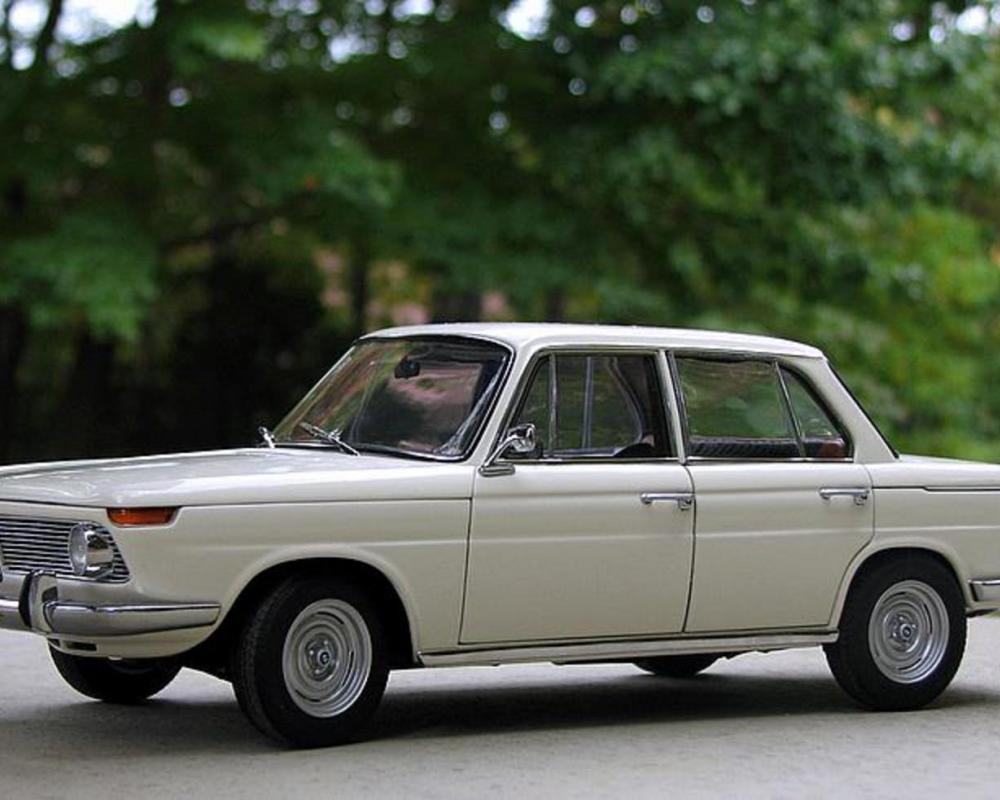 BMW 1800 Ti - huge collection of cars, auto news and reviews, car vitals,