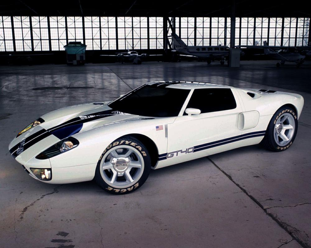 the glorious Ford GT race cars from the 1960s. Yet a new presentation…