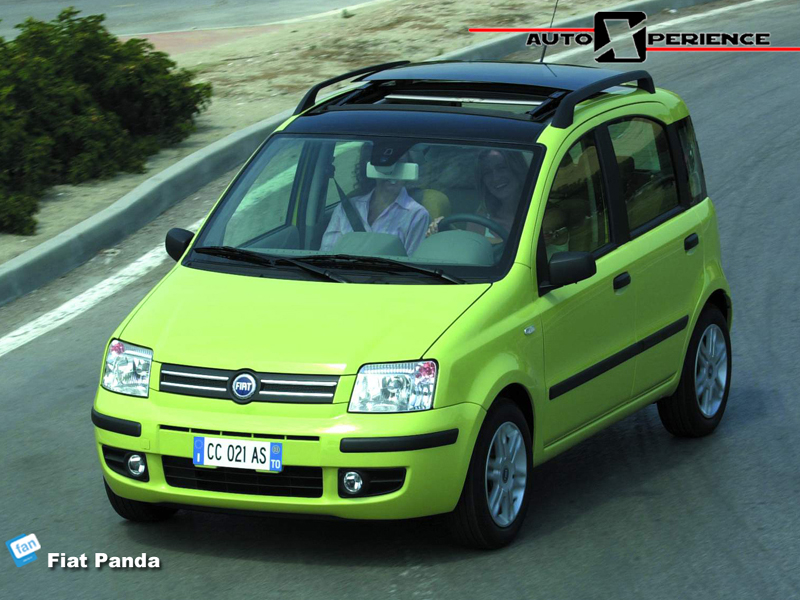 Fiat Panda Car Specs And Pictures