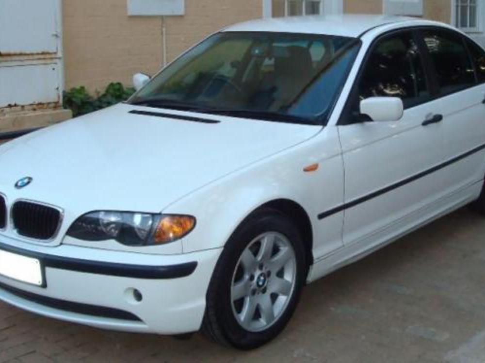 2003 BMW 318i Automatic for Sale - Sandton
