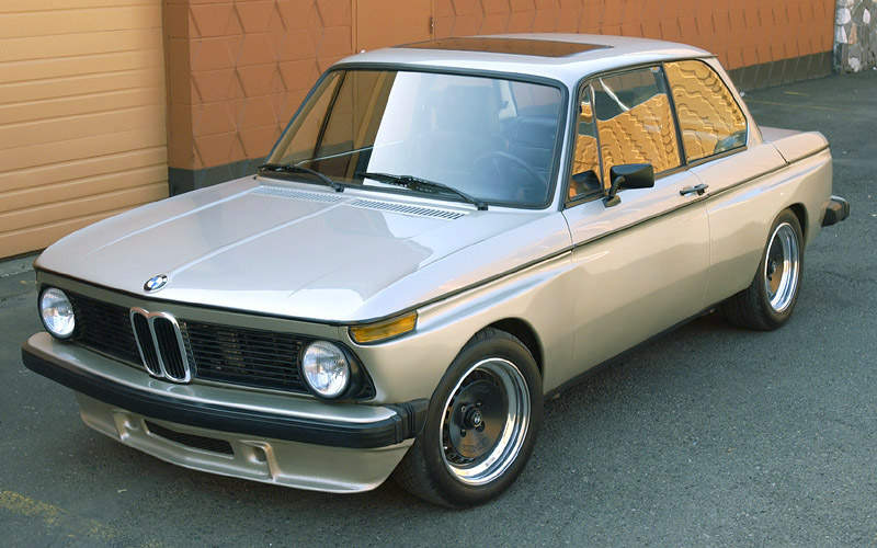 For Sale: 1975 BMW 2002 Tii (M2) - Pelican Parts Technical BBS