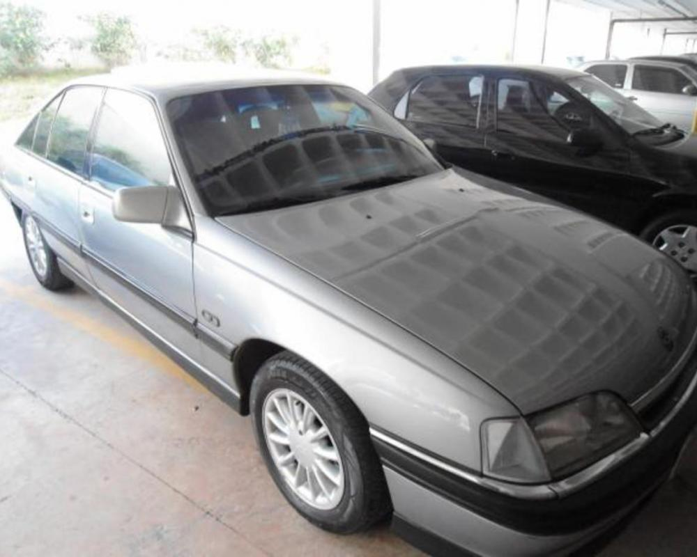 Chevrolet Omega CD 4.1 - manual - Veículos