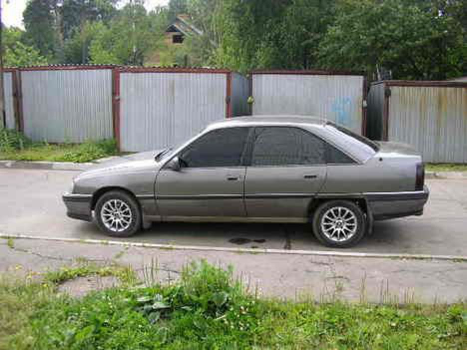 More photos of OPEL Omega A Omega A Troubleshooting