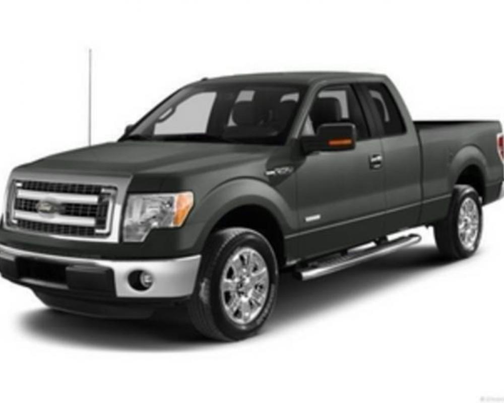 2013 Ford F-150 FX4. I'm Interested