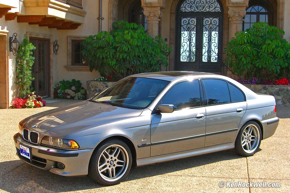 2003 BMW 540i M-Sport, Sterling Gray (click to enlarge)