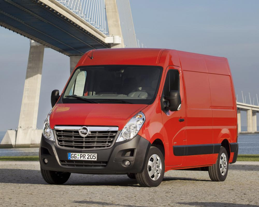 The 2010 Opel Movano is one of the finest models produced by OPEL.