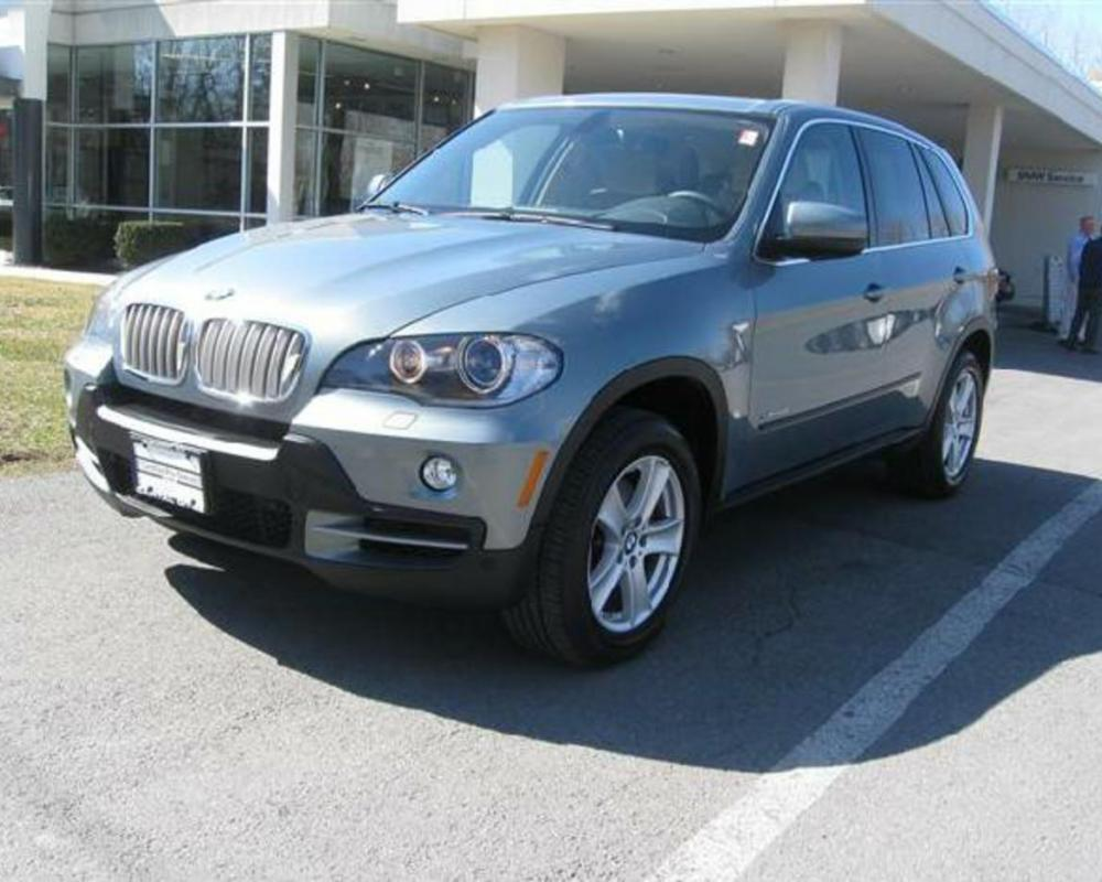 Pictures of Mineral Green 2010 BMW X5 48i - Dealer: Glenmont
