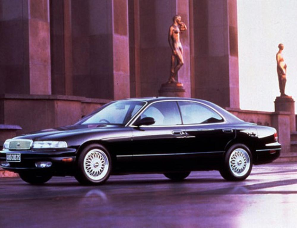 Mazda 929 20 Sedan. View Download Wallpaper. 600x384. Comments