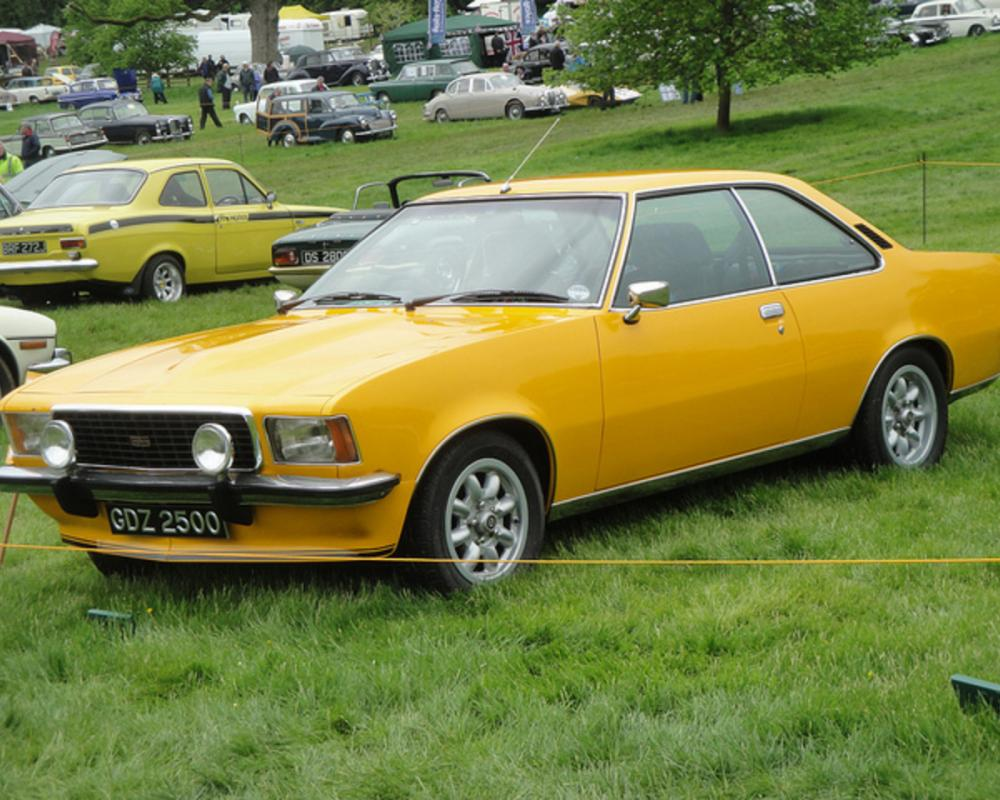 1973 Opel Commodore GS Coupe