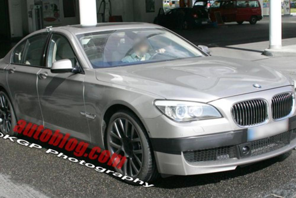 BMW M7? - Click above for a high-res image gallery