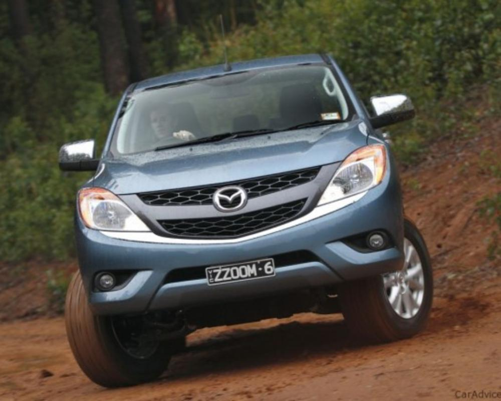 Mazda BT-50 25 Turbo. View Download Wallpaper. 625x430. Comments