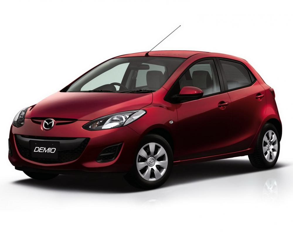 Mazda Motor Corporation released the Mazda Demio 13C-V Smart Edition in