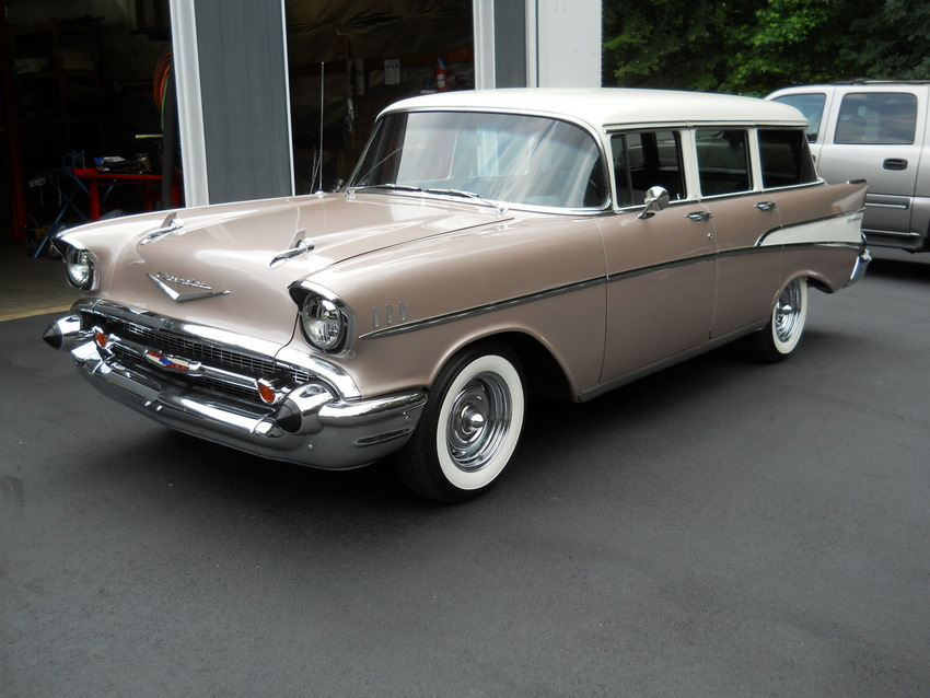 1957 Chevrolet 210 Station Wagon. Back to Recently Appraised.