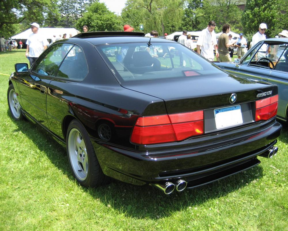 BMW 850 Csi. View Download Wallpaper. 2816x2112. Comments