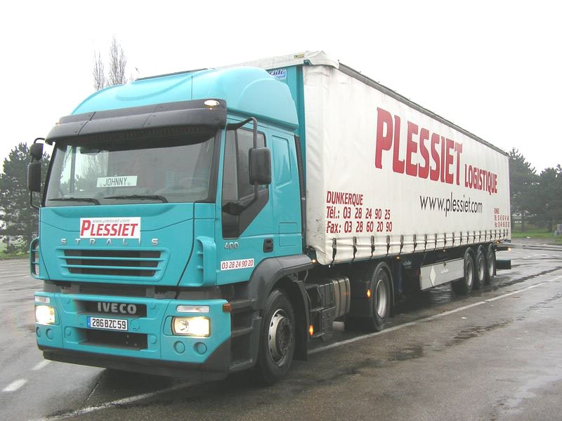 Iveco Stralis 400 - cars catalog, specs, features, photos, videos, review,