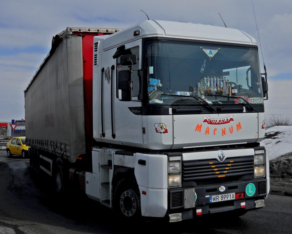PL-Renault-Magnum-AE-WR-8991A Trucks Photo album by Alexandru.
