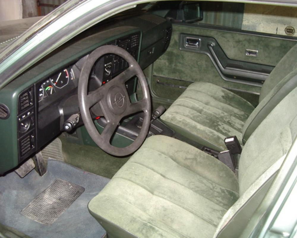 Opel Senator 2.5E Automatic Author: sun. Date: 30.11.2012. Views: 26996