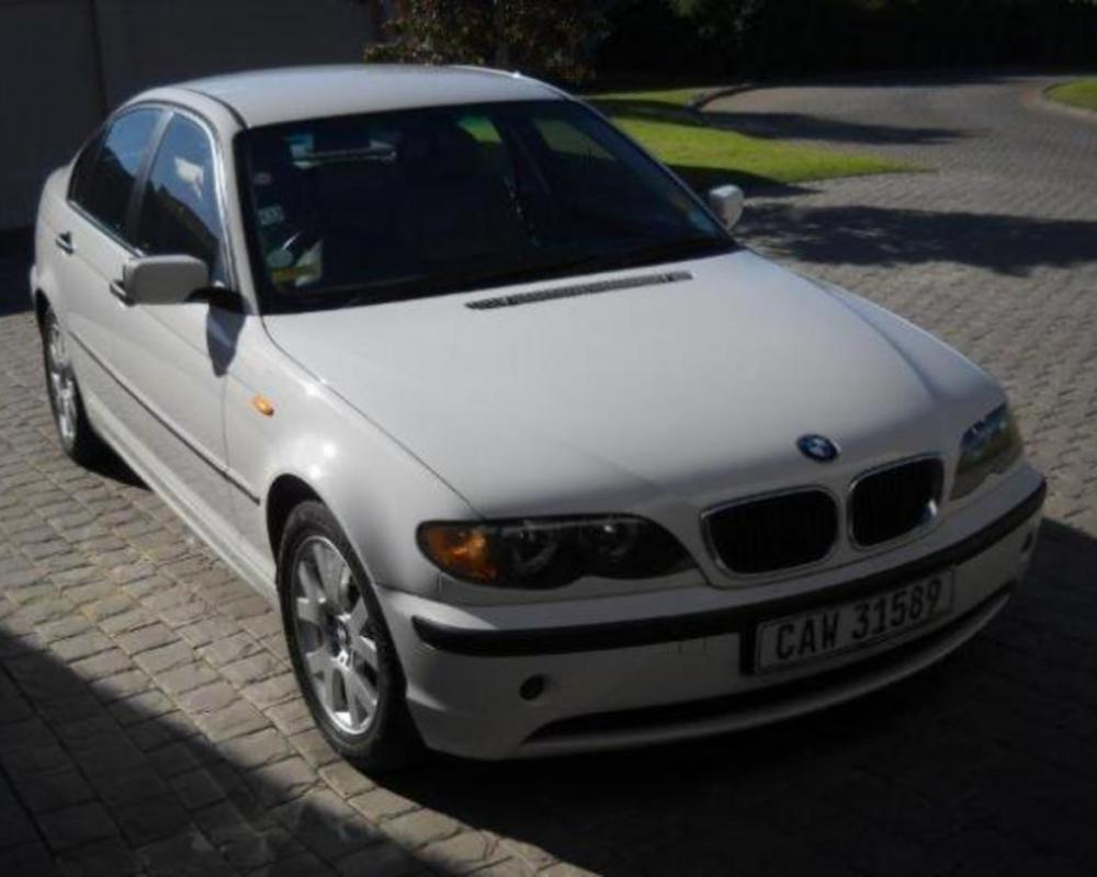 BMW 318i AUTOMATIC (2002) - with executive pack - For Sale