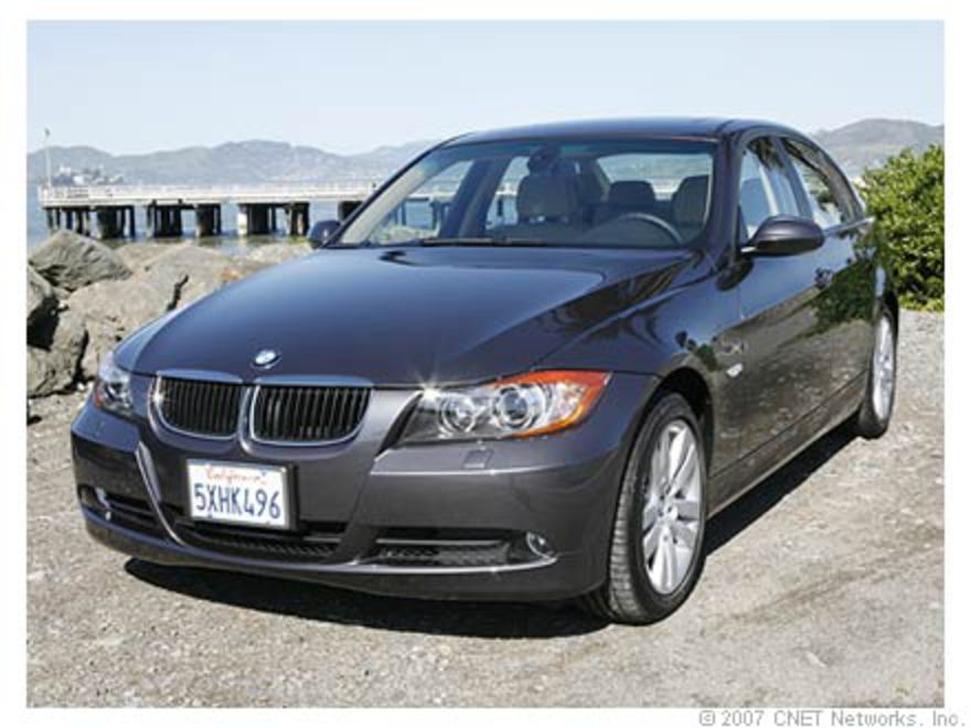 We found the 2007 BMW 328xi more at home driving twisty mountain roads than