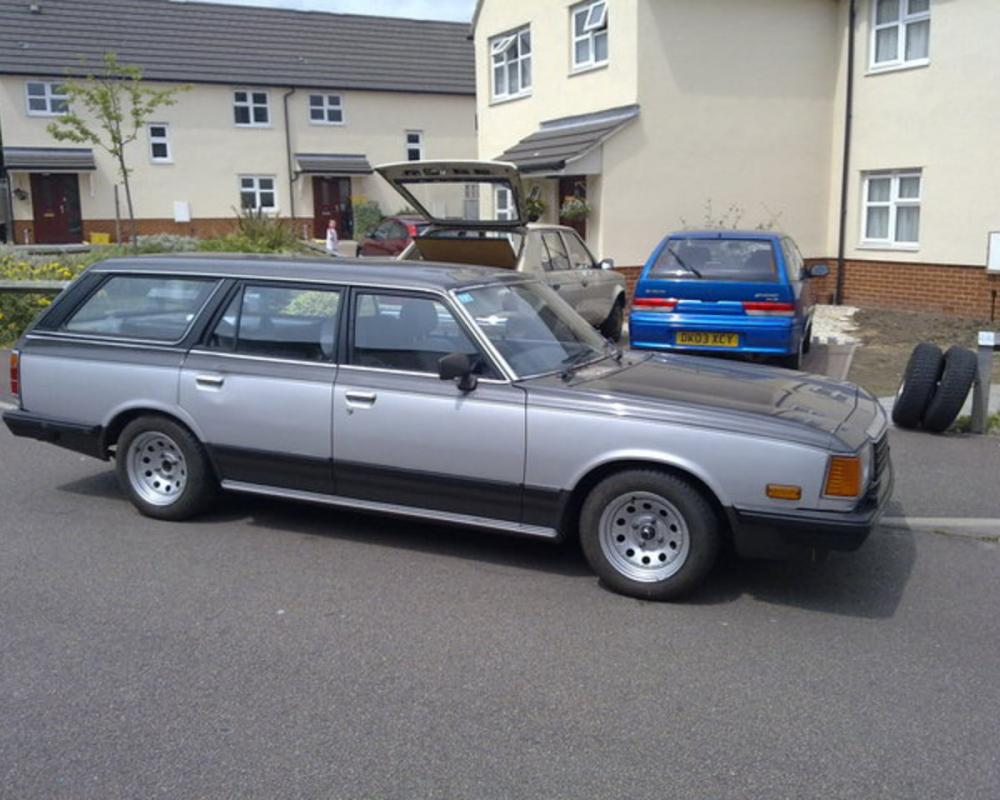 Mazda 929 station wagon (383 comments) Views 2410 Rating 72