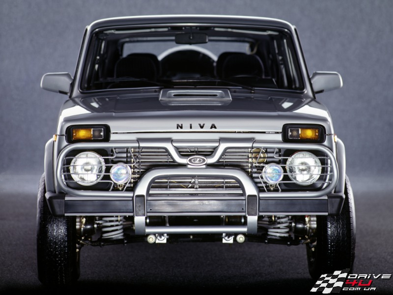 Lada Niva 2131 - cars catalog, specs, features, photos, videos, review,