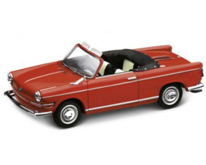 Bmw 700 Cabriolet 1960 Technical Specifications